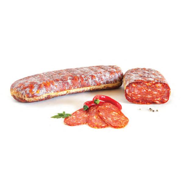 Salame Spianata Piccante Pedroni